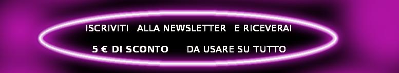 Promo Iscrizione NewsLetter